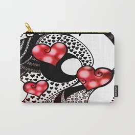 Tangled in Love Carry-All Pouch
