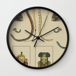 Monkey Mind Wall Clock