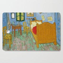 Vincent Van Gogh - The Bedroom Cutting Board