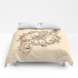 Au Revoir Comforters