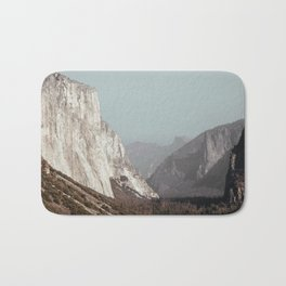 Tunnel View - Yosemite Bath Mat
