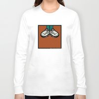air jordan Long Sleeve T-shirts featuring AIR JORDAN 5 by originalitypieces