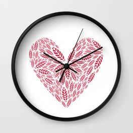 Crushes Wall Clock