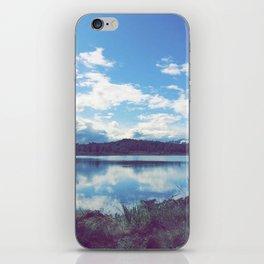 No-Way mirror iPhone Skin