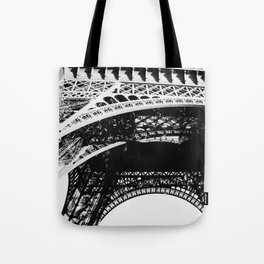 La Tour Eiffel/The Eiffel Tower Tote Bag