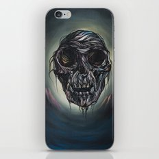 Valley of hairy death iPhone & iPod Skin