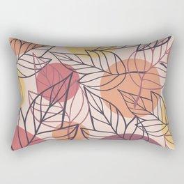 Autumn/fall pattern Rectangular Pillow