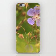 Wild Geranium 3900 iPhone & iPod Skin