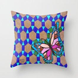 Butterfly #2 Throw Pillow