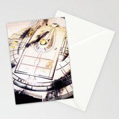 Battle Damaged Stationery Cards