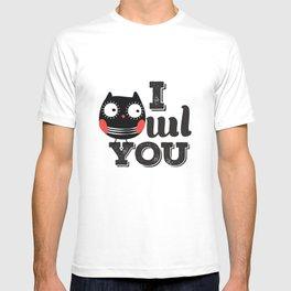 I OWL YOU T-shirt