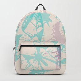 Soft Butterflies Backpack