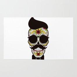 Mr. Sugar Skull Rug