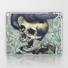 Bowerbirds Laptop & iPad Skin