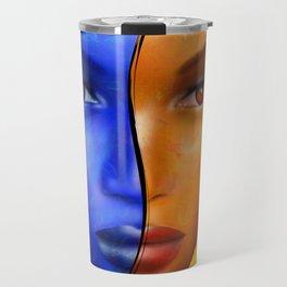 Frescanilla - the mirage Travel Mug