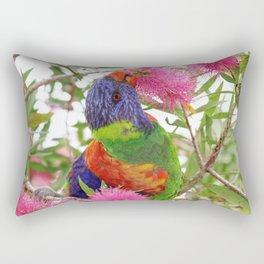 Springtime in Oz Rectangular Pillow