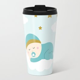 It's a boy Travel Mug