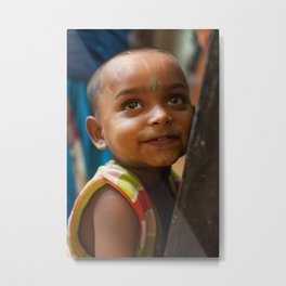 Father To The Fatherless Metal Print