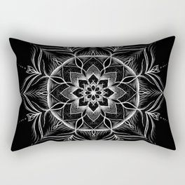 """""""River"""" mandala Rectangular Pillow"""