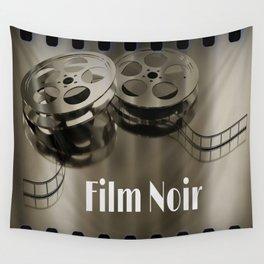 Film Noir Wall Tapestry