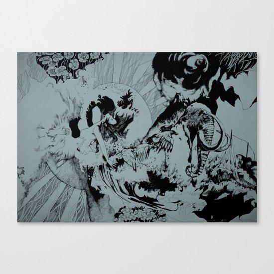 Amends Canvas Print