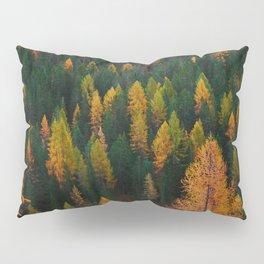 The Evergreens (Color) Pillow Sham