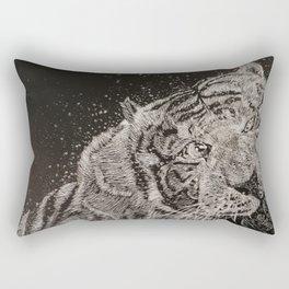 The Tiger Rectangular Pillow