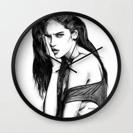 Juliana Herz Wall Clock