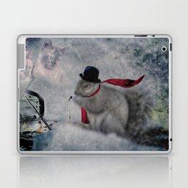 Singing Squirrel Laptop & iPad Skin