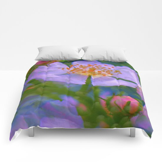 Intoxicating Beauty Comforters