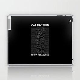 Cat Division Sans Serif Laptop & iPad Skin