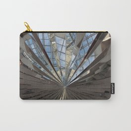 Mirror at the MFA Carry-All Pouch