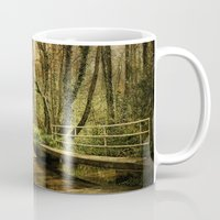 ford Mugs featuring Hunworth Ford by J Coe Photography