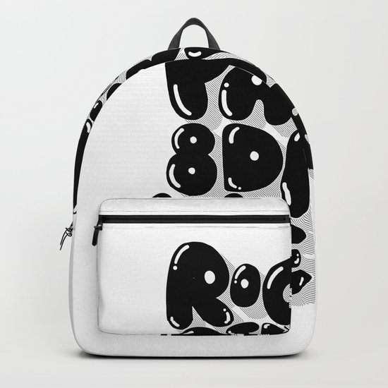ROCK'N' THIS PARTY - 002 Backpack