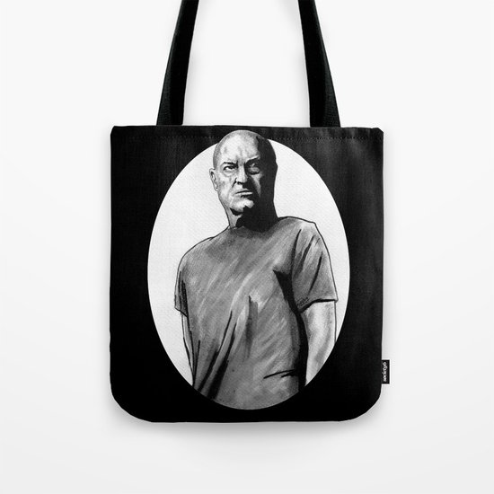 I Stopped Looking Tote Bag