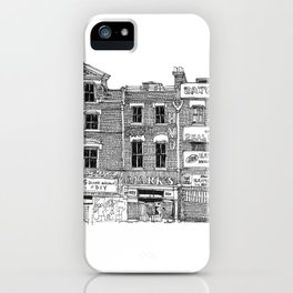 New Cross, London iPhone Case