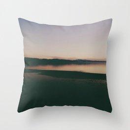 Kings Beach, Lake Tahoe, CA Throw Pillow