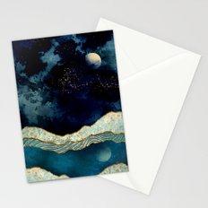 Indigo Sky Stationery Cards