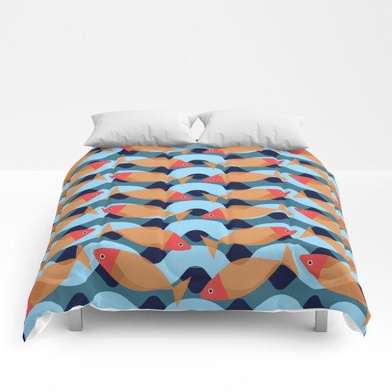 Aquarium Comforters