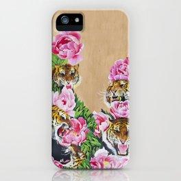 Tyger Tyger iPhone Case