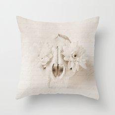 Beautiful Death Throw Pillow