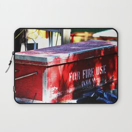 For Fire Use Only Laptop Sleeve