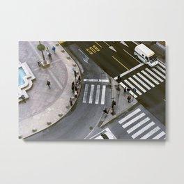 road Metal Print