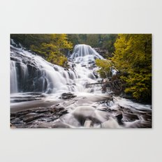 The magic Waterfalls Canvas Print