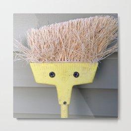 Having a bad hair day? Metal Print