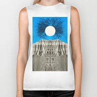mythology Biker Tanks featuring Mythology by ROCCA