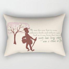 Appleseed Rectangular Pillow