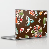 solar system Laptop & iPad Skins featuring Solar System by Holly Helgeson