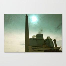 Mining  Canvas Print