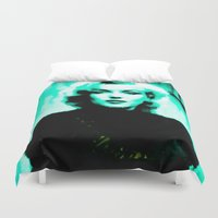 marilyn Duvet Covers featuring Marilyn *** by Mr and Mrs Quirynen